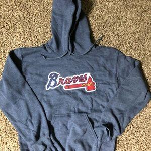 NEW Atlanta Braves Hoodie